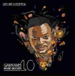 DJ Ganyani - Ganyani's House Grooves 10 (Continuous DJ Mix)